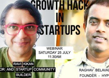 Growth Hacking in Startups: A Hype Webinar