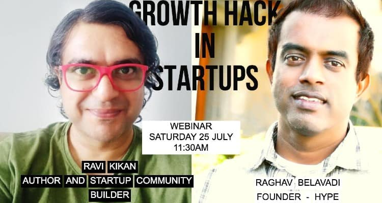 Growth Hacking in Startups: A Hype Webinar
