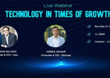 Technology in Times of Growth- A Hype Webinar