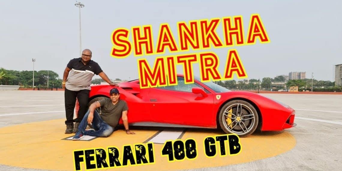 A Date On Wheels – Shankha Mitra